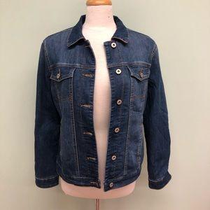 Parasuco | Women's Lined Denim Jacket | Blue